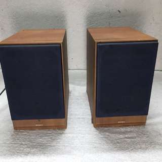 sony sa-n11 active speakers