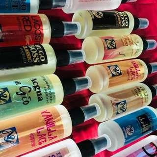 Oil based perfume!!!