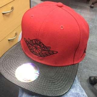 Jordan Cap Bred Air Jordan Wings. Authentic/ 💯% Legit. Seldom used, good as new.
