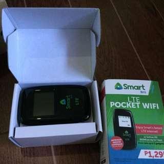 Smart LTE Pocket Wifi