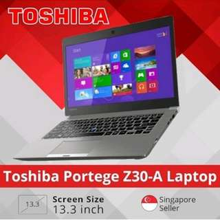 Toshiba Portege Z30-A [i7|13.3"