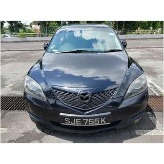 Mazda 3 Hatchback 1.6 Auto SP