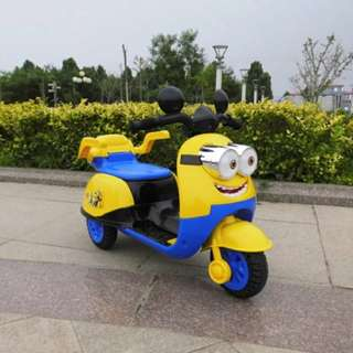 Minions electric scooter ( instock )