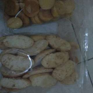Rum and chesee bagelan home made