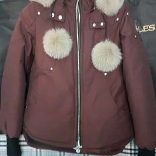Moose Knuckles Women Beaver Jacket
