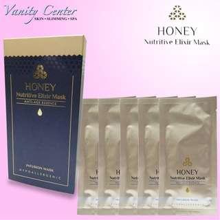Honey Nutritive Elixir Mask