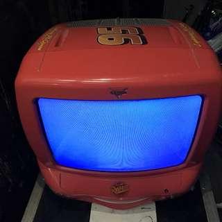 閃電王麥坤電視機
