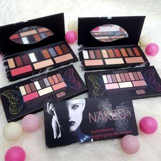 Eyeshadow 12 in 1 Naked8