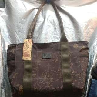 🈹價(減價)Alviero Martini 地圖袋(原價$939)(正版有保養咭)單肩shopper