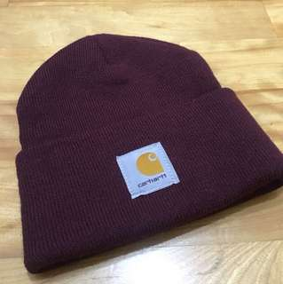 Carhartt針織帽
