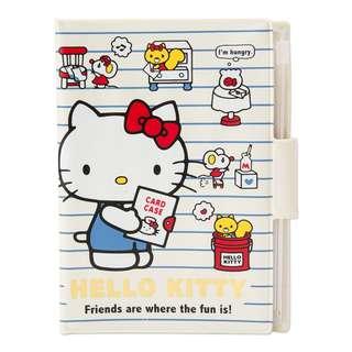 Japan Sanrio Hello Kitty Notebook Case (border)