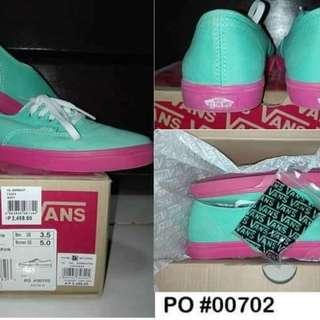 ffd1379b29 Authentic Lo Pro Vans Sneakers