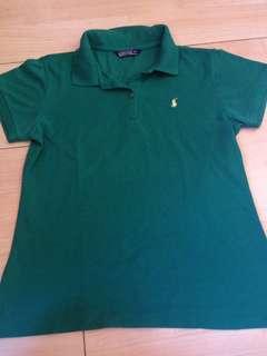 Emerald Green Polo Shirt