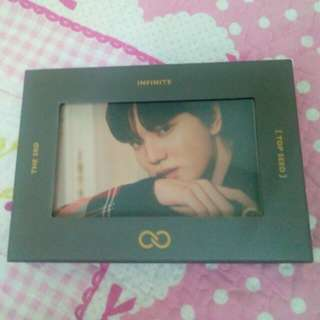 WTS Infinite Top Seed SungJong pb+disc