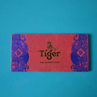 BN Tiger Red Packet