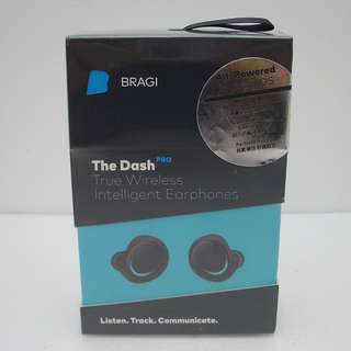 BRAND NEW SEALED CHEAP BRAGI The Dash Pro/Wireless Earphones