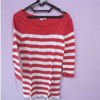 Forever21 top knit rajut halus
