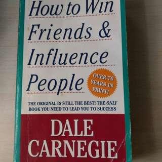 (包郵)How to Win Friends and Influence People