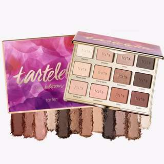 Brand New Tarte Tartelette In Bloom Eyeshadow Palette