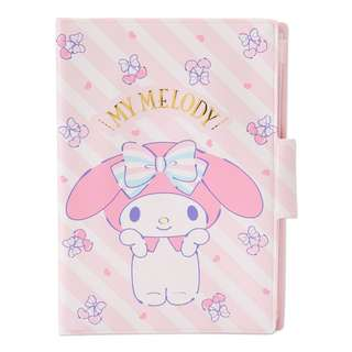 Japan Sanrio My Melody Notebook Case (Heart cherry)