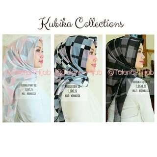 Exclusive Kubika Collections. Hijab Simpel Manis