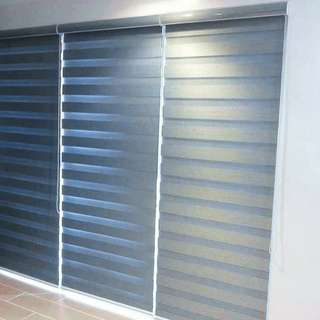 Window blinds-combi