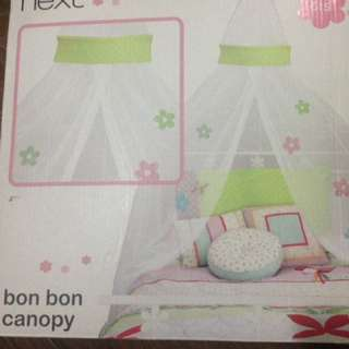 Next bed canopy