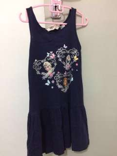 Frozen dress H&M