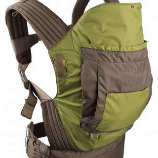 Onya Baby Outback carrier in Olive Green