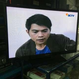 Tv 43' Samsung, Kondisi Ok, Normal
