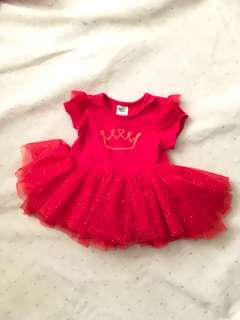 Charity Sale! baby girl tutu Princess tutu Ballerina tutu 3-6 months