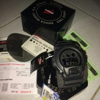 G-Shock DW-6900BB-1D