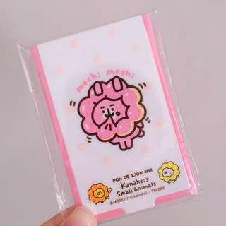 現貨 日本代購 mister doubt 卡娜赫拉 Kanahei 粉紅色 鏡