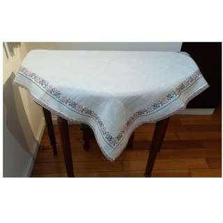 德國製桌巾, 桌布
