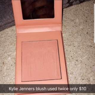 Kylie jenners blush