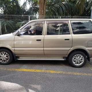 MPV Toyota Unser