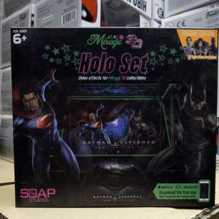 Mirage Holo Set Batman V Superman Special Edition