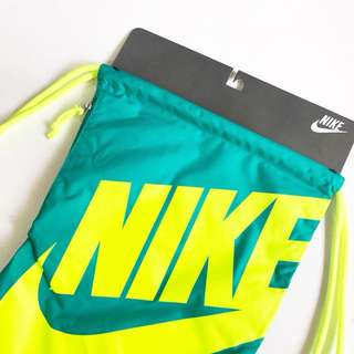NEW Nike Drawstring Bag