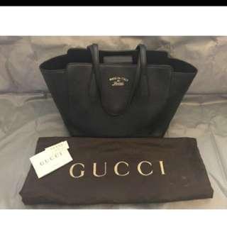 (95% new) Gucci - black shoulder bag