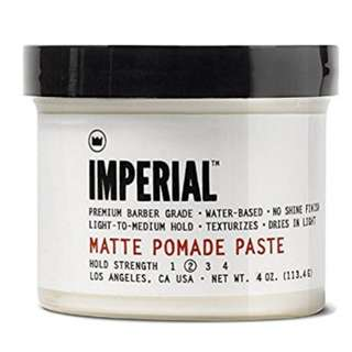 Imperial Matte Pomade AUTHENTIC