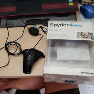 Spyder 4 pro