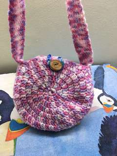 Cute Crochet Pouch