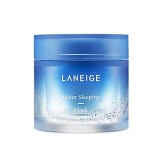 XL Laneige Water Sleeping Mask (limited edition BNIB)