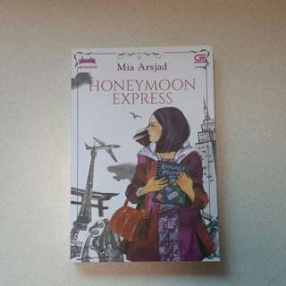 Honeymoon Express - Mia Arsjad
