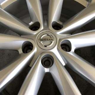 1 PC of Qashqai Rim with Tyre