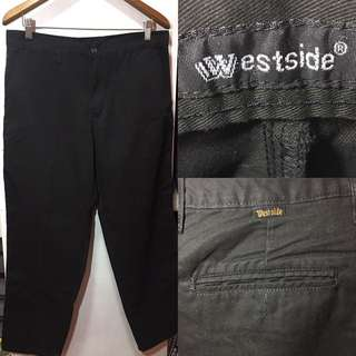Westside Black Slacks