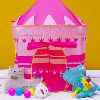 Portable Kids Play Tent