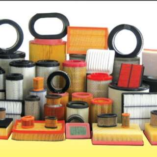 BNIB Car air filter / cabin filter / Fuel filter Transmission filter / Petrol filter / Diesel filter