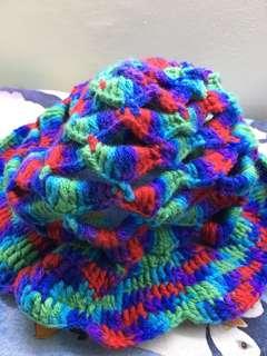 Crochet Cooling Hat