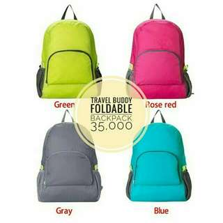 Foldable Backpack TB109